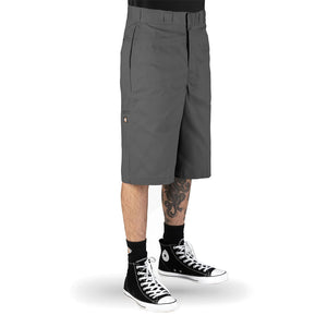 "Dickies 13"" Loose Fit Multi Pocket Work Short - Charcoal 