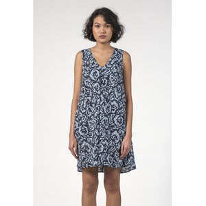 Thing Thing Estelle Dress - Jagged Flower | Pavement