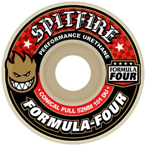 SPITFIRE FORMULA FOUR 101D CONICAL FULL 53MM