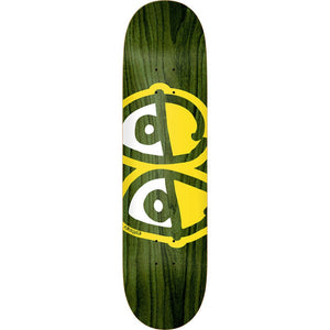 Krooked Team Eyes Yellow Deck 8.06"