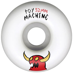 Toy Machine Sketchy Monster Wheels 52mm | Pavement