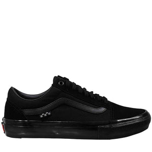 Vans Skate Old Skool - Black/Black | Pavement