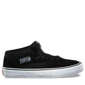Vans Skate Half Cab - Black/White | Pavement