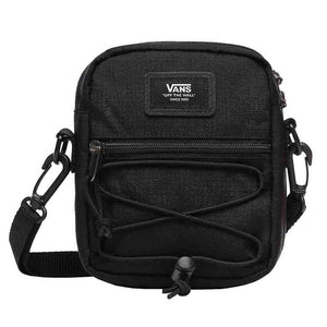 Vans Bail Shoulder Bag - Black | Pavement