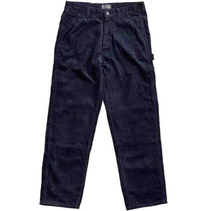 Vic Cord Carpenter Pant - Navy | Pavement
