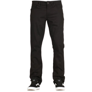 VOLCOM VORTA DENIM - BLACK ON BLACK