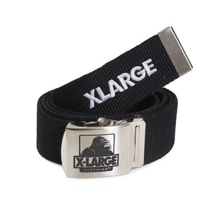 XLarge OG Web Belt - Black | Pavement