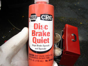 Why is your disc brakes squealing?