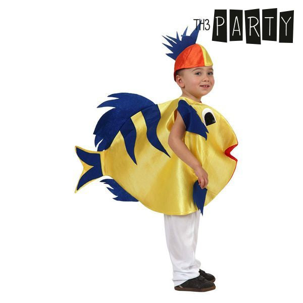 Costume for Children Th3 Party Fish