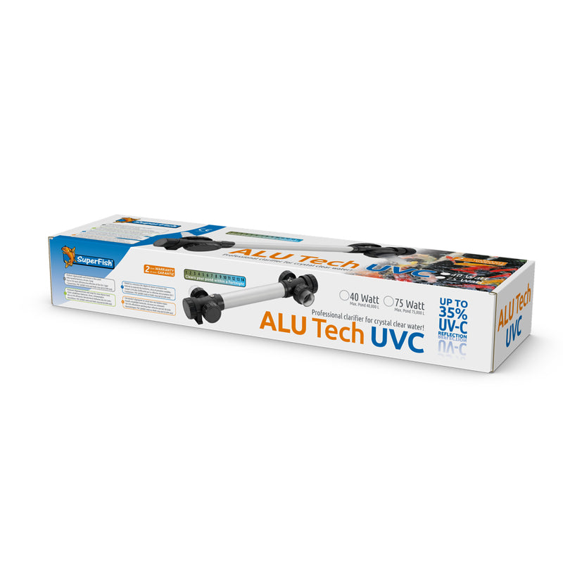 SUPERFISH ALUTECH UV T5 40 W / 40..000 LTR