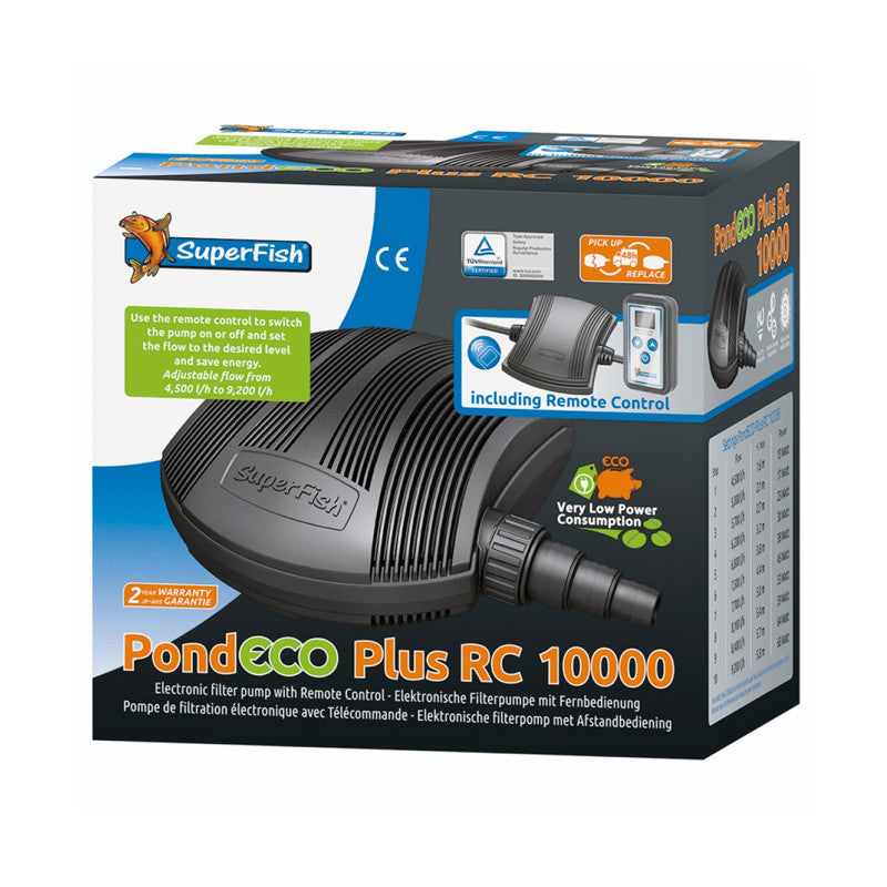 Superfish PondEco Plus RC 10000