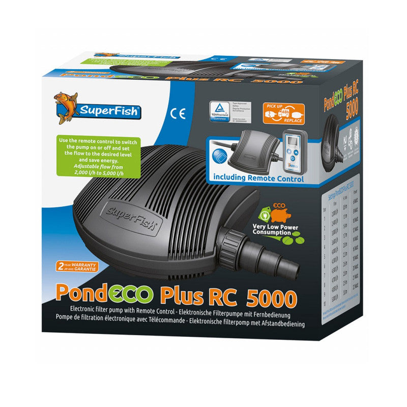 Superfish PondEco Plus RC 5000