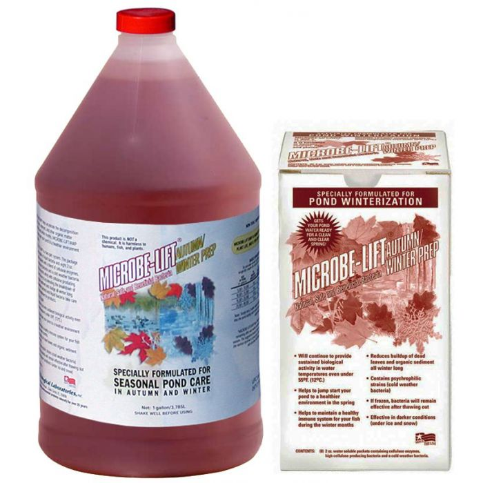Microbe-Lift Automne/hiver Prep 4 Ltr
