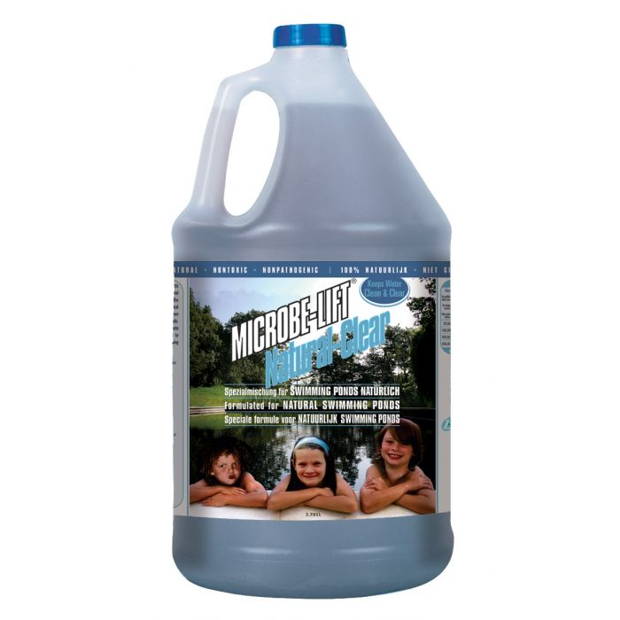 Microbe-Lift Natural Clear 4 Ltr