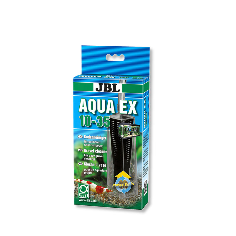 JBL AquaEx Set 10-35 Cloche à vase pour nano-aquariums
