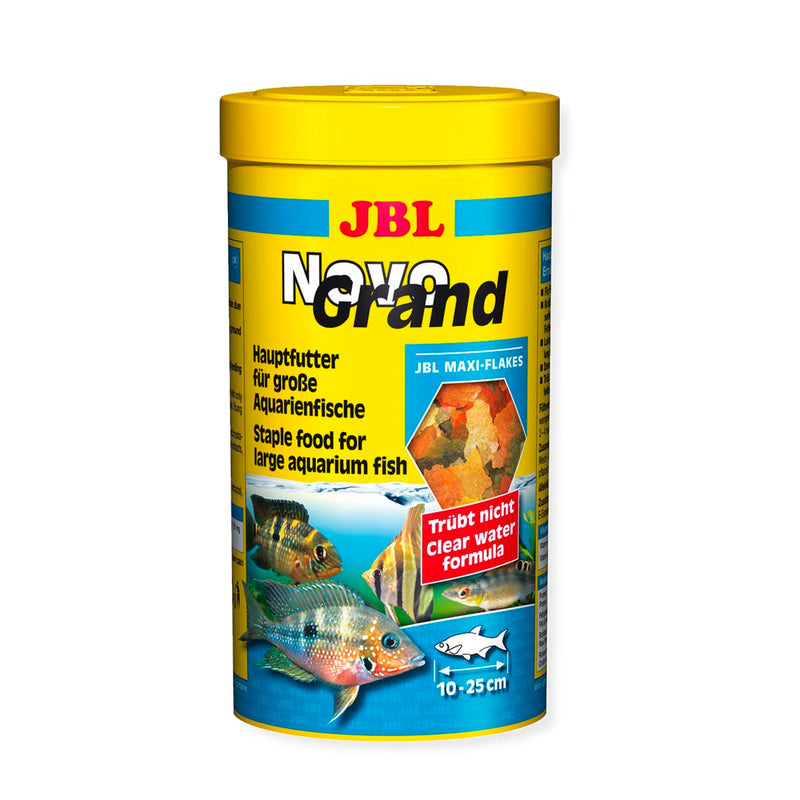 JBL NOVOGRAND 160G 1000ML - Aliment de base pour grands poissons d'aquarium