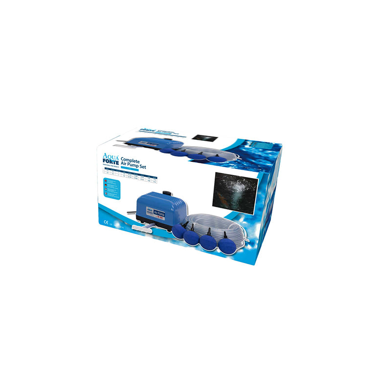 AQUAFORTE POMPE A AIR AERATEUR EN KIT COMPLET V30