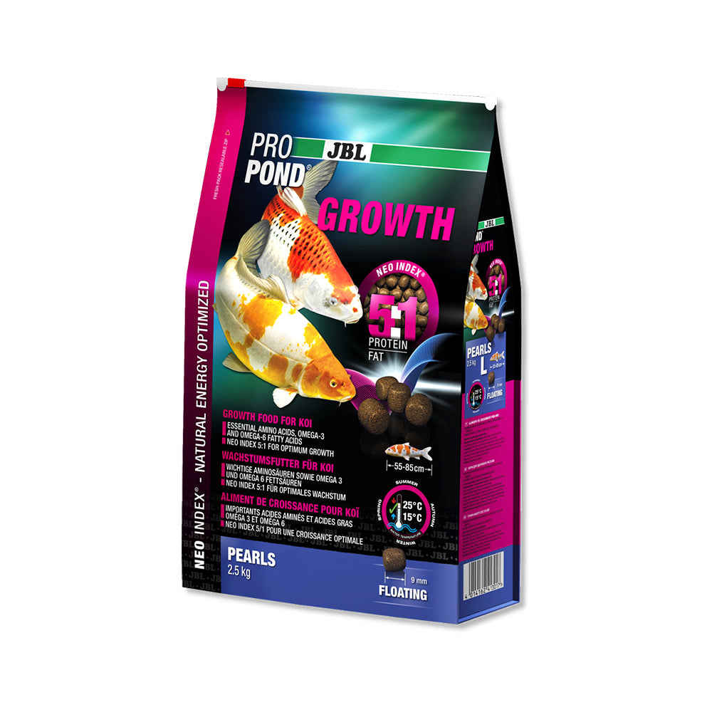 JBL ProPond Growth L 2,5kg