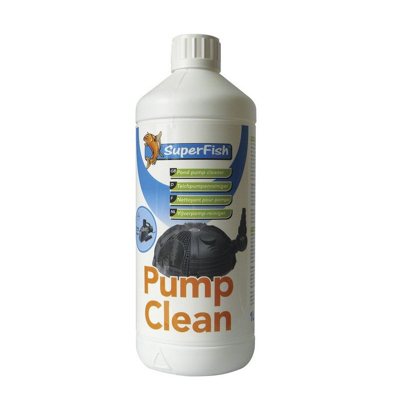 Superfish Pump Clean - Nettoyant pour pompe 1000ML