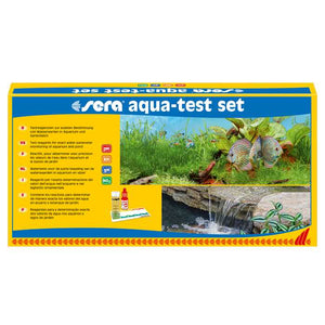 Sera AQUA-TEST Set - Kit d'analyse d'eau