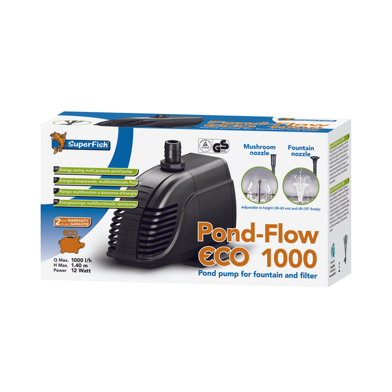 SUPERFISH POND FLOW ECO 1000