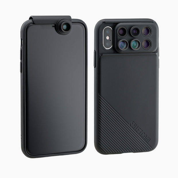 ShiftCam 2.0: 6-in-1 Travel Set with Front Facing Lens - ShiftCam