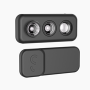 3-in-1 Travel Lens with Magnetic Cap - ShiftCam