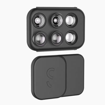 ShiftCam 2.0: 6-in-1 Travel Lens with Magnetic Cap - ShiftCam