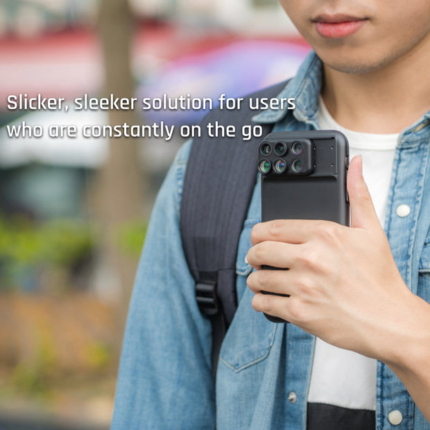 ShiftCam 2.0: 3-in-1 Travel Set with Front Facing Lens - ShiftCam
