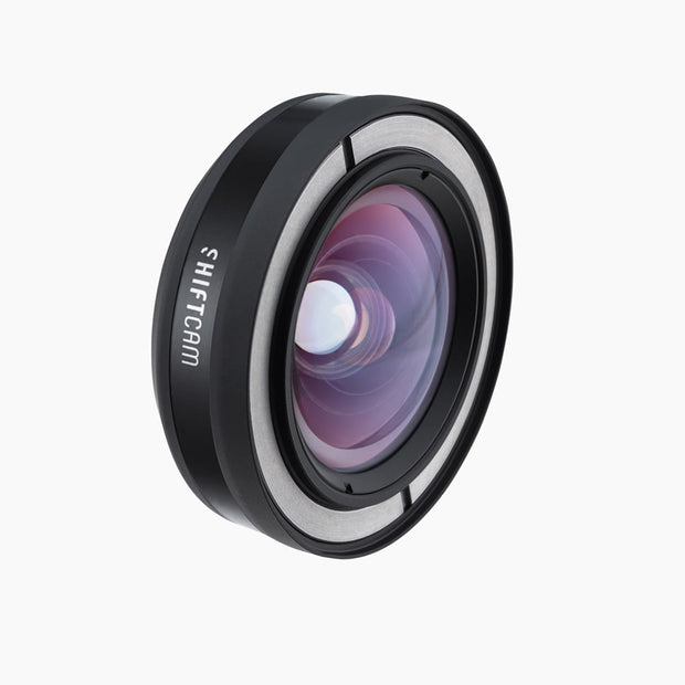 ShiftCam 2.0: Wide-Angle ProLens with 6-in-1 Travel Set - ShiftCam