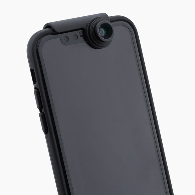 6-in-1 MultiLens Case with Front Facing Lens for iPhone X - ShiftCam