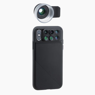ShiftCam 2.0: Traditional Macro ProLens with 6-in-1 Travel Set - ShiftCam
