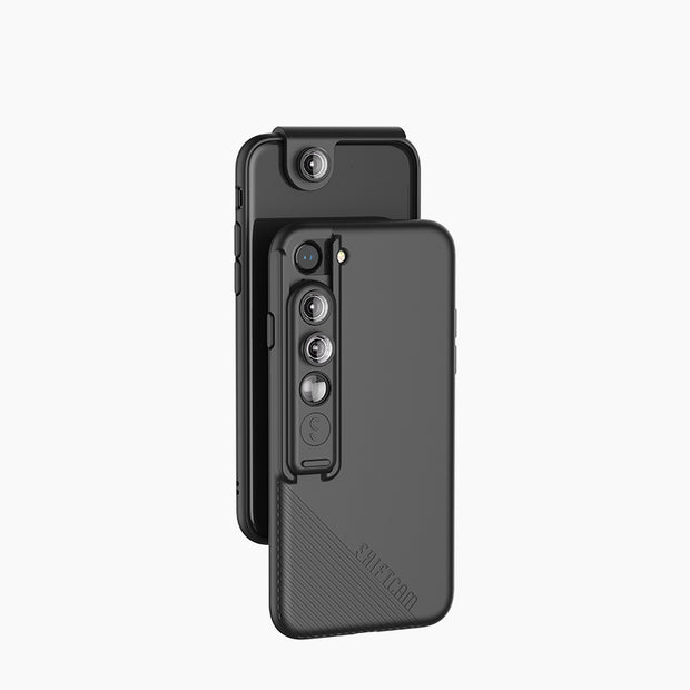 3-in-1 MultiLens Case with Front Facing Lens for iPhone 7/8 - ShiftCam