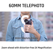 ShiftCam 2.0: Telephoto ProLens with 6-in-1 Travel Set - ShiftCam