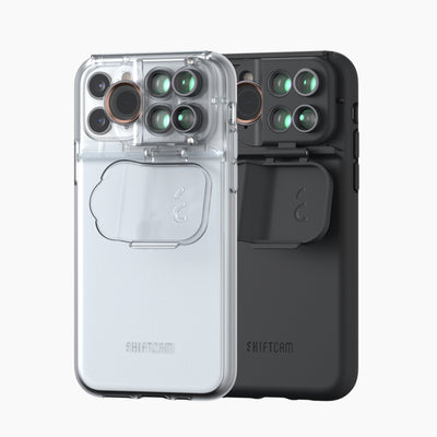 5-in-1 MultiLens Case for iPhone 11 Pro - ShiftCam