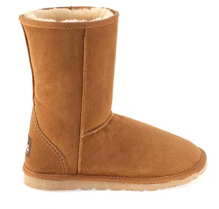 The perfect Australian Made and Australian owned UGG boot. Made from 100% Australian merino sheepskin and wool