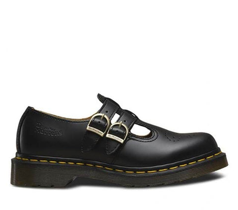 Dr. Martens Adults 8065 MARYJANE Black