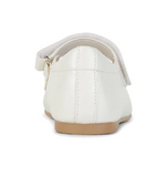 Clarks AUDREY White Pearl