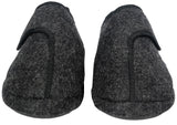 Archline ORTHOTIC SLIPPERS PLUS Charcoal Marl