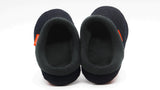 Archline ORTHOTIC SLIPPERS SLIP ON Charcoal Marl