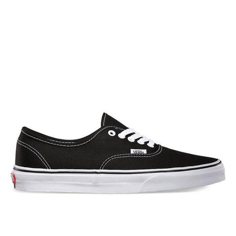 Vans AUTHENTIC Black/True White