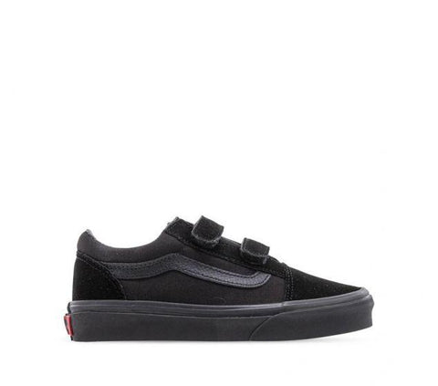 Vans KIDS OLD SKOOL VELCRO Black/Black