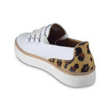 Step On Air MERCY White Leopard