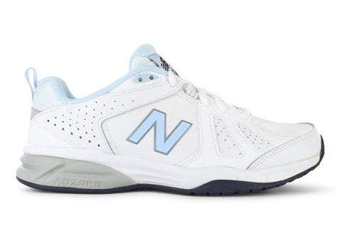 New Balance WOMEN'S WX624 White/Blue