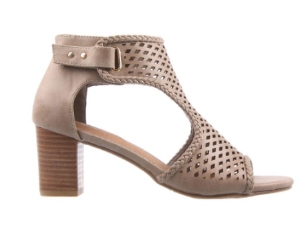 Step On Air NOMA Dk Taupe