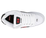 Globe TILT White/Red/Black
