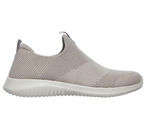 Skechers WOMEN'S ULTRA FLEX-FIRST TAKE Taupe