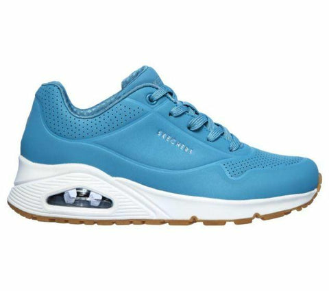 Skechers WOMEN'S UNO-STAND ON AIR Slate