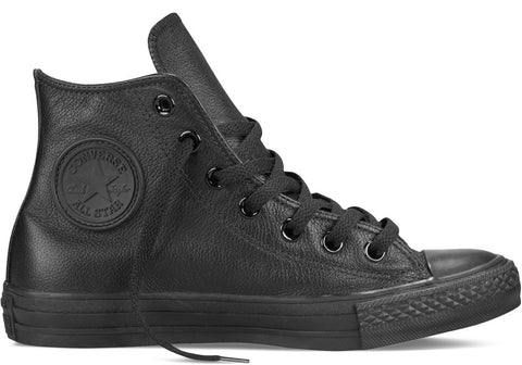 Converse Adult ALL STAR Hi Leather Black