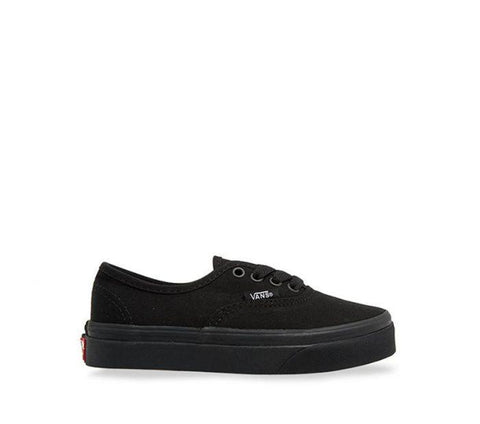 Vans KIDS AUTHENTIC Black/Black